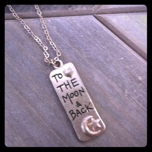 Jewelry - Love you to the Moon & back